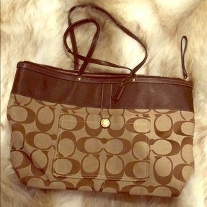 Women's Coach Purse